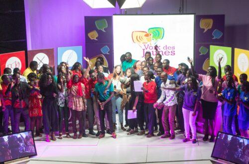 Article : Voix des jeunes : Des jeunes à la recherche de solutions pour le continent.