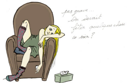 Article : J'ai 25 ans et tout l'avenir derrière moi – Lucrèce G