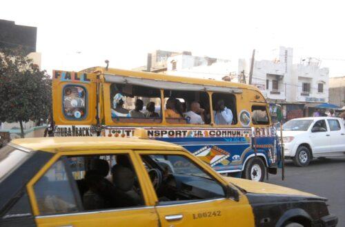 Article : Ne prenez surtout pas un taxi à Dakar.