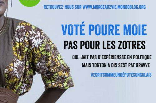 Article : Les législatives au Congo-Brazzaville, un spectacle comique