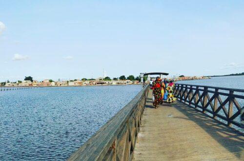 Article : J'étais à Fadiouth, une île atypique au coeur du Sénégal